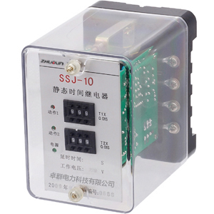 SSJ-10系列静态时间继电器