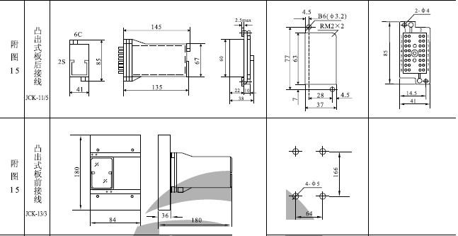 一、用途 SS-17B时间继电器用于直流电路中,可在时间保护系统中作时间测量元件。适用于时间测量精度要求高,配合时间级差小的场合,并且可用于工业控制中作为延时控制元件。 二、工作原理 SS-17B时间继电器由CMOS数字电路构成,其原理图框如图1所示。  图1 原理框图 该继电器采用分频,计数原理实现延时。标准时钟脉冲由石英晶体振荡器产生。整定方式为两位8421码拨码开关和一位DIP四档小开关相互配合整定,在整定公式为t=tn*(MN)s。 其中M,N为拨盘开关的整定数字 tn为DIP四档小开关的整定数字