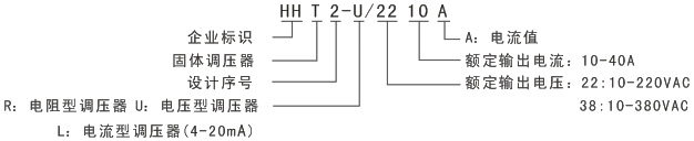 产品名称 单相电压型固体调压器 控制方式 0-10vdc调整 负载电压 220v