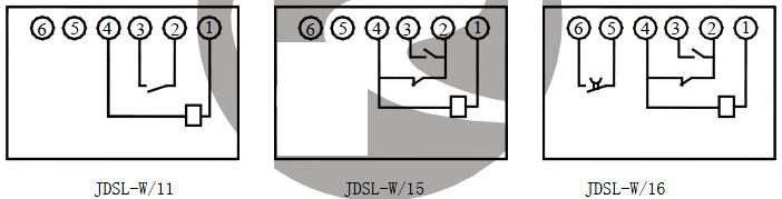 当电流增至100a 时,继电器主触点能够将这个电路分流接通与断开;动合