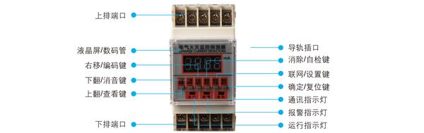 APDF1D小型电气火灾监控探测器 动辄数千元的电气火灾监控探测器 是不是让您报价竞标毫无优势? 没问题,安装要方便,体积要小巧,操作要简单,质量要稳定。 重要的是,价格要实惠。 答案就在X系列小型电气火灾监控器探测器,低成本电气火灾监控系统的首选产品。 产品型号及含义   主要技术参数   界面示意图